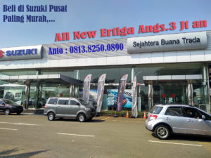 SHOWROOM - DEALER SUZUKI SAWANGAN