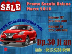 PROMO SUZUKI BALENO MARET 2019