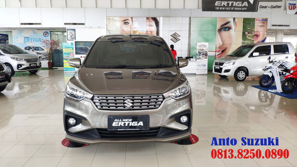 SUZUKI ALL NEW ERTIGA MC 2019 DEPAN