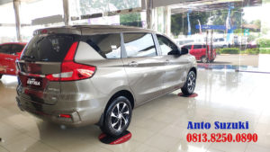 SUZUKI ALL NEW ERTIGA MC 2019 MAGMA GREY