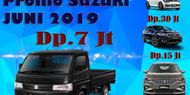 HARGA MOBIL SUZUKI BULAN JUNI 2019
