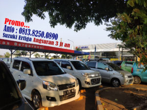 SHOWROOM - DEALER MOBIL SUZUKI DAAN MOGOT