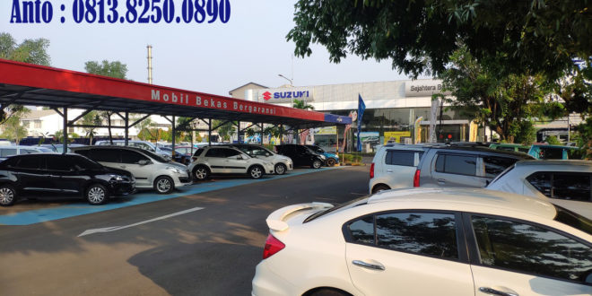 SHOWROOM – DEALER MOBIL SUZUKI KEBON JERUK