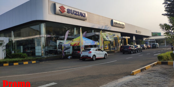 SHOWROOM – DEALER MOBIL SUZUKI KRANJI