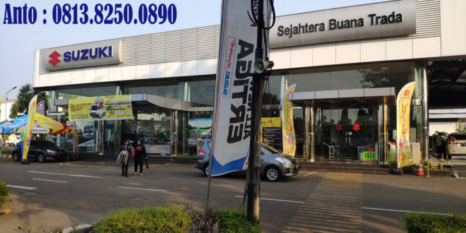 SWOHROOM – DEALER SUZUKI CENGKARENG