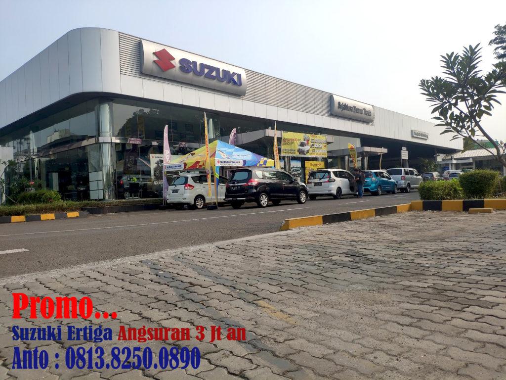 Showroom - Dealer Mobil Suzuki Bandung