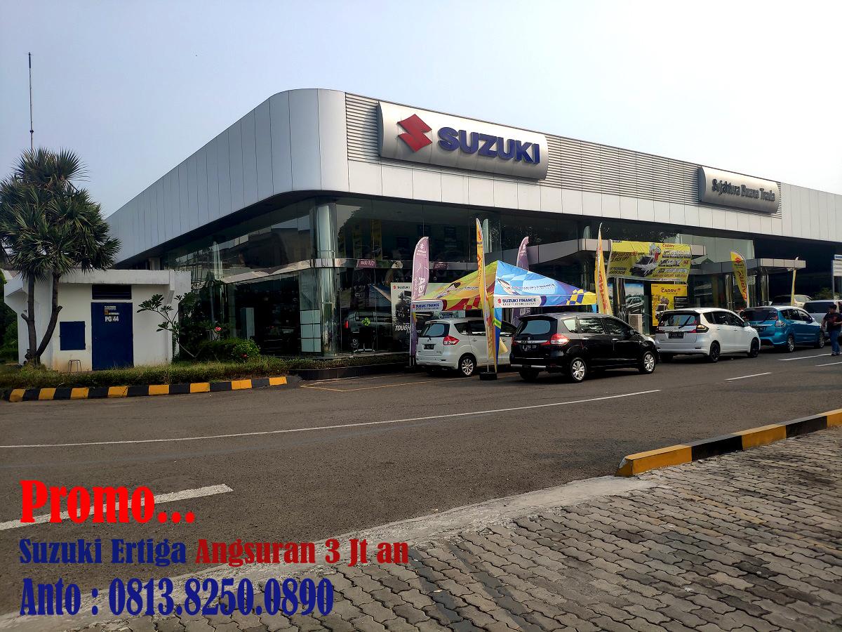 Showroom – Dealer Mobil Suzuki Semarang