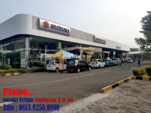 Showroom - Dealer Mobil Suzuki Surabaya