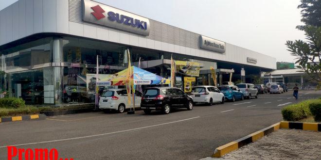 """Dealer / Showroom Resmi Mobil Suzuki di Surabaya Pamerkan Mobil Baru Suzuki Tahun 2020<span class=""""rating-result after_title mr-filter rating-result-2665""""><span class=""""no-rating-results-text"""">No ratings yet.</span></span>"""