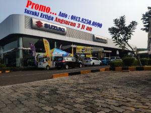 Showroom - Dealer Mobil Suzuki Tegal
