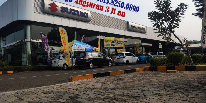 Showroom – Dealer Mobil Suzuki Tegal