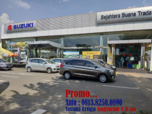 DEALER - SHOWROOM MOBIL SUZUKI HARAPAN INDAH