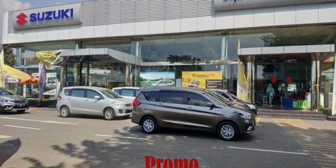 DEALER – SHOWROOM MOBIL SUZUKI HARAPAN INDAH