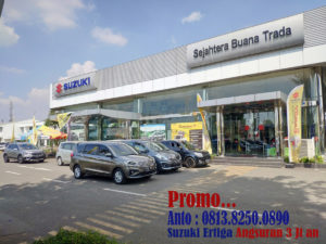 DEALER - SHOWROOM MOBIL SUZUKI ROXY