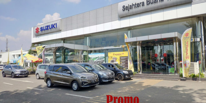DEALER – SHOWROOM MOBIL SUZUKI ROXY