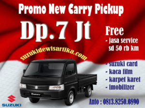 KREDIT SUZUKI NEW CARRY PICK UP