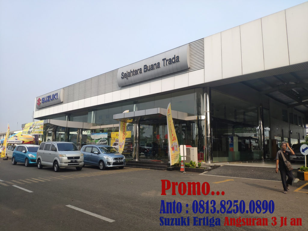 DEALER - SHOWROOM MOBIL SUZUKI ACEH
