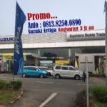 DEALER - SHOWROOM MOBIL SUZUKI JAKARTA SELATAN