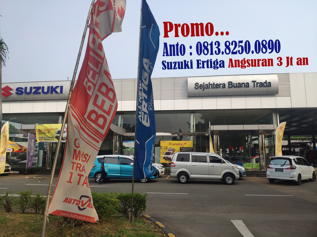 DEALER – SHOWROOM MOBIL SUZUKI MEDAN