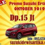 PROMO SUZUKI ALL NEW ERTIGA OKTOBER 2019