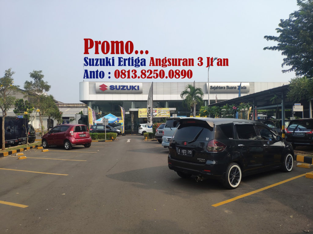 DEALER - SHOWROOM MOBIL SUZUKI JAMBI