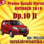 PROMO SUZUKI KARIMUN WAGON R OKTOBER 2019