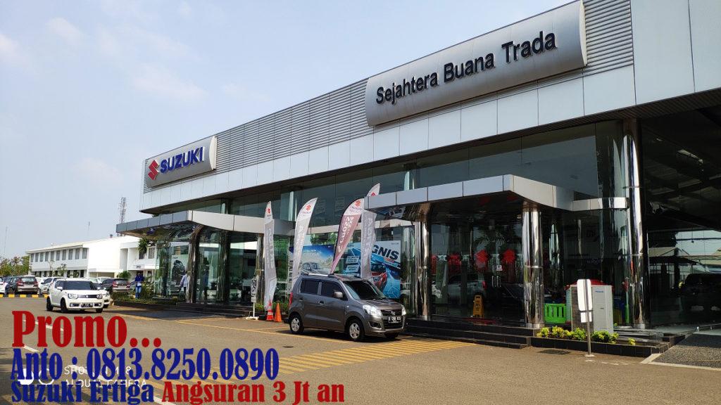 DEALER - SHOWROOM SUZUKI JAKARTA UTARA