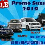 MOBIL SUZUKI 2019 PALING MURAH