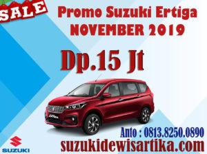 PROMO SUZUKI ERTIGA NOVEMBER 2019