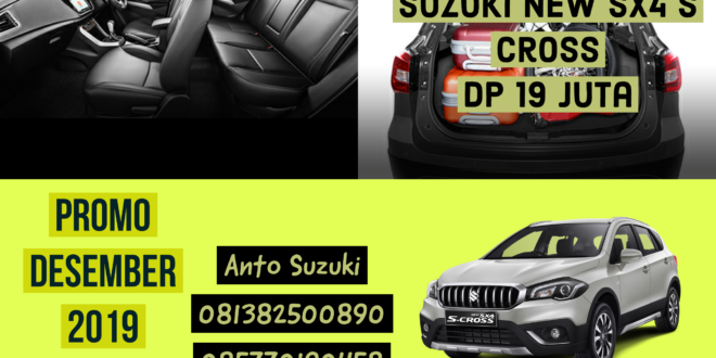 "Promo Murah Mobil Premium Mewah Suzuki New SX4 S Cross 2019<span class=""rating-result after_title mr-filter rating-result-7092"">	<span class=""mr-star-rating"">			    <i class=""fa fa-star mr-star-full""></i>	    	    <i class=""fa fa-star mr-star-full""></i>	    	    <i class=""fa fa-star mr-star-full""></i>	    	    <i class=""fa fa-star mr-star-full""></i>	    	    <i class=""fa fa-star mr-star-full""></i>	    </span><span class=""star-result"">	5/5</span>			<span class=""count"">				(1)			</span>			</span>"
