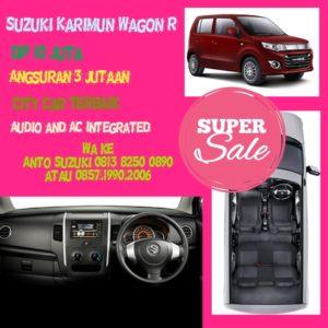 Suzuki Karimun Wagon R Angsuran 3 jutaan