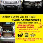 Karimun Wagon R Mobil Multifungsi