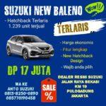 Suzuki New Baleno Mobil Hatchback Terlaris