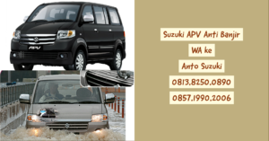 Suzuki APV 2020 Bebas Banjir