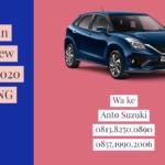 Dapatkan Suzuki New Baleno 2020
