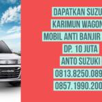Dapatkan Karimun Wagon R Mobil Anti Banjir 2020