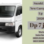 Suzuki All New Carry Pickup 2020 Dp 7 Juta