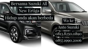 Tipe Terbaru Suzuki All New Ertiga 2020