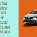 Suzuki New SX4 S Cross Dp 20 Juta