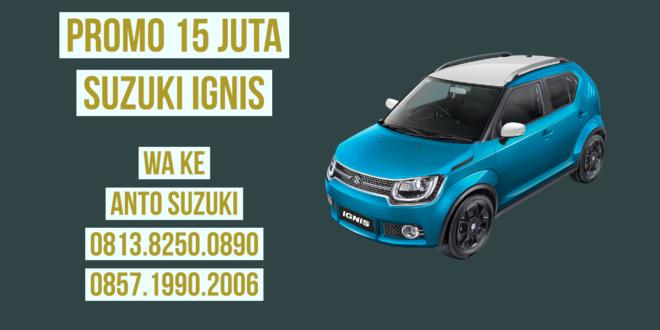 """Suzuki Ignis Mobil Ekonomis Fitur Lengkap Banget Promo Murah Awal Tahun 2020<span class=""""rating-result after_title mr-filter rating-result-7673""""><span class=""""no-rating-results-text"""">No ratings yet.</span></span>"""