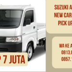 Suzuki New Carry Pickup Berhadiah Motor Baru