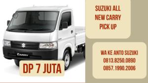 Suzuki All New Carry Pickup Dp 7 juta