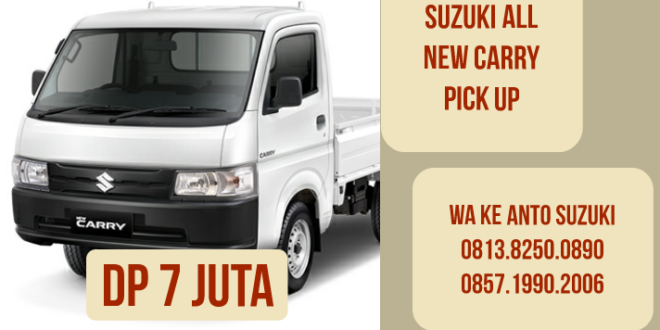 "Suzuki All New Carry Pick Up Mobil Untuk Usaha Nomor Satu Indonesia<span class=""rating-result after_title mr-filter rating-result-7682"">			<span class=""no-rating-results-text"">No ratings yet.</span>		</span>"