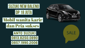 Suzuki New Baleno Dp 18 Juta Mobil Wanita Karier
