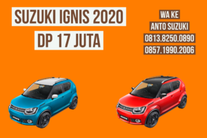 Suzuki Ignis Mobil City Car Design Sport Indonesia