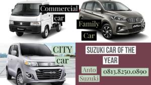 Test Drive Mobil Suzuki Bersama Keluarga