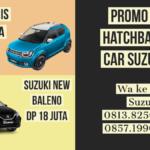Promo 2 Mobil Hatchback Terbaik Suzuki