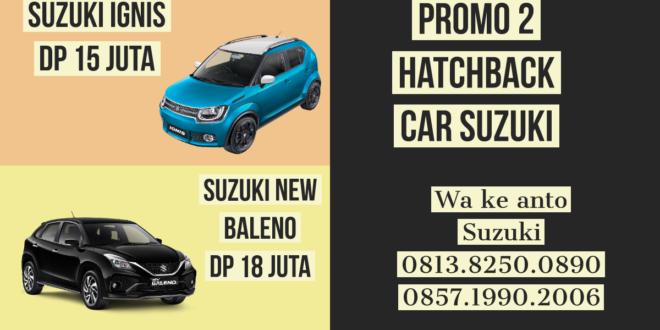 "2 Mobil Hatchback Terbaik Suzuki Promo January 2020<span class=""rating-result after_title mr-filter rating-result-7897""><span class=""no-rating-results-text"">No ratings yet.</span></span>"