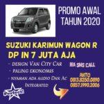 Promo Awal Tahun 2020 Suzuki Karimun Wagon R