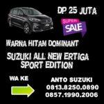 Suzuki All New Ertiga Hitam Dp 20 Juta